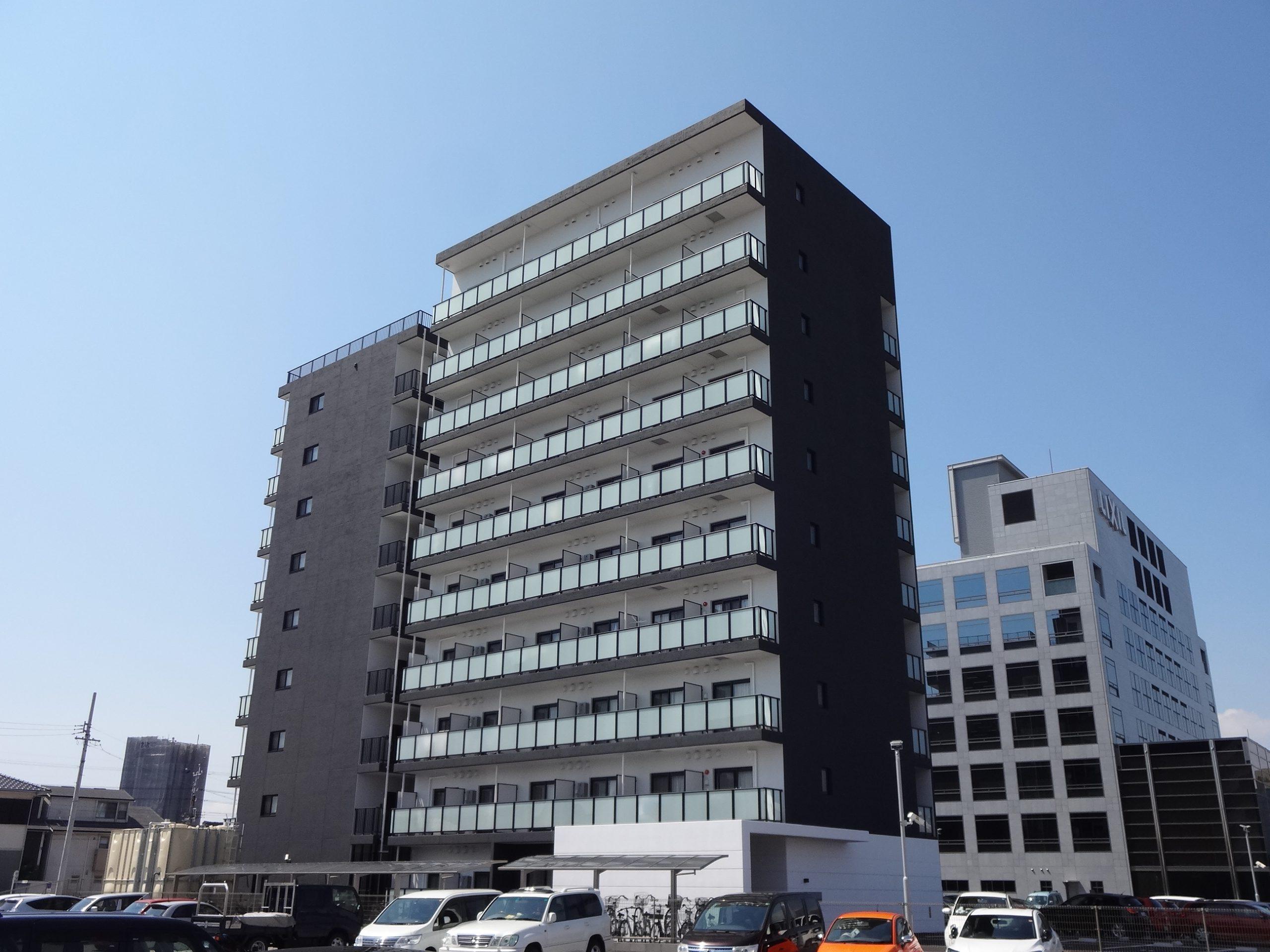 (株)ドリームスカイ名古屋 常滑共同住宅 新築工事に伴う測量業務